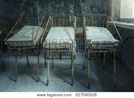 Medical part number 126 of the city of Pripyat, maternity ward