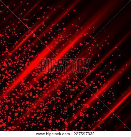 Blood Cut Blotter Light Red Background. Medicine Hematic Blot Blurred Maroon Wallpaper