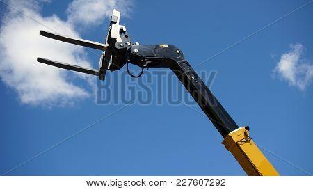 Forklift Head