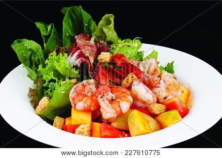 Salad, Salad Seafood, Salad Menu, Delicious Salad, Healthy Salad