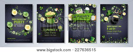 Saint Patrick's Day Flyer Brochure