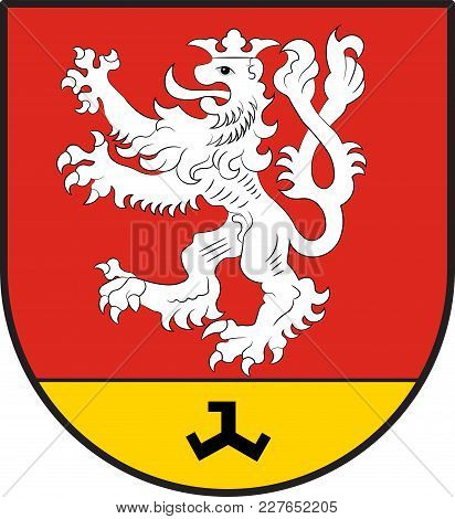 Coat Of Arms Of Waldfeucht Is A Municipality In The District Heinsberg, In North Rhine-westphalia, G