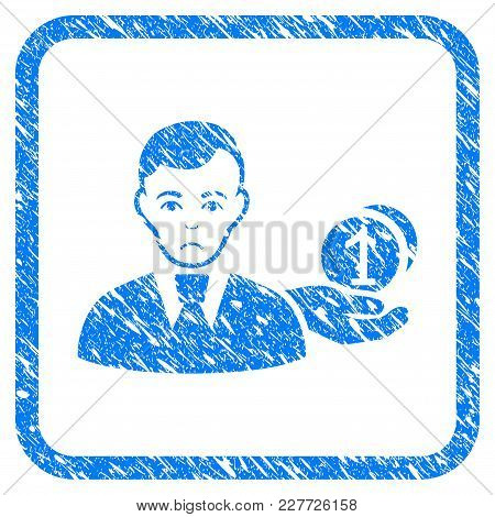 Money Payer Rubber Seal Stamp Watermark. Icon Vector Symbol With Grunge Design And Corrosion Texture