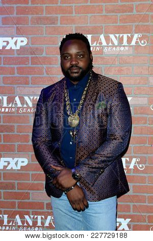 LOS ANGELES - FEB 19:  Brian Tyree Henry at the