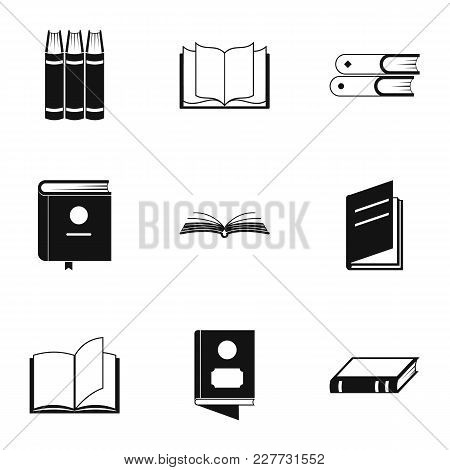 Reference Point Icons Set. Simple Set Of 9 Reference Point Vector Icons For Web Isolated On White Ba