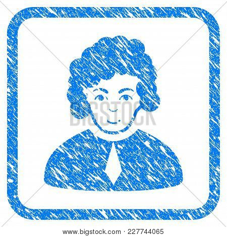 Judge Rubber Seal Stamp Watermark. Icon Vector Symbol With Grunge Design And Unclean Texture Inside