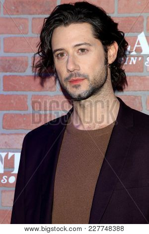 LOS ANGELES - FEB 19:  Hale Appleman at the