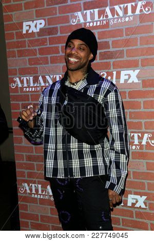 LOS ANGELES - FEB 19:  Reese Laflare at the