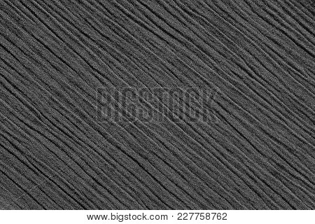 Crinkled Fabric Background Texture