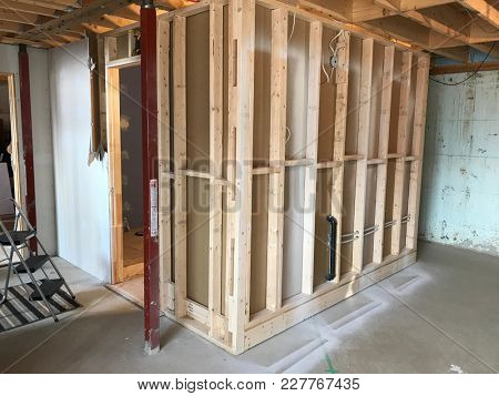 Basement Renovations in house