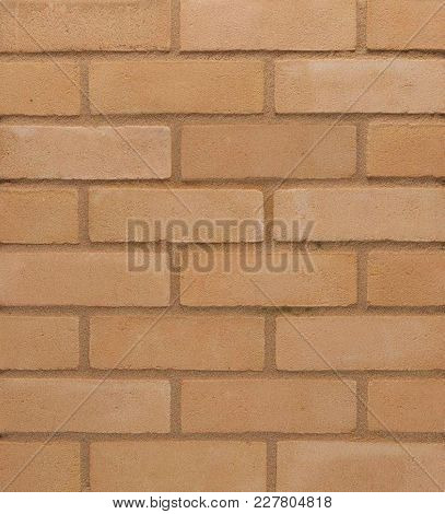 Creamy Brick Wall Texture For Home Architecture