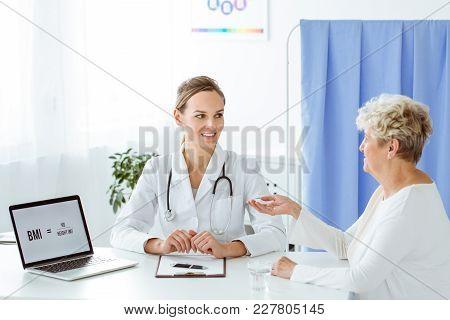 Elder During Control Visit