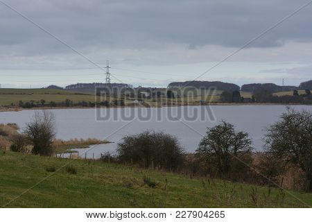 Loch Gelly Taking For Looking From The A92 Dual Carriageway