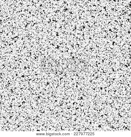 Noisy Seamless Vector Texture. Tileable Layout For Design And Illustration.