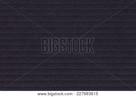 Dark Blue Stripped Texture Background. High Resolution Photo.