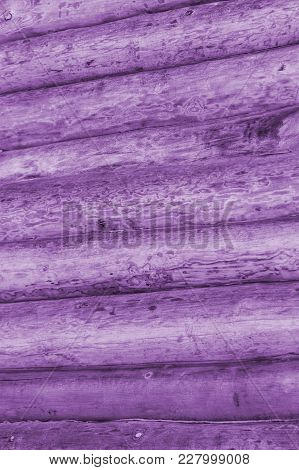 Wooden Logs Background Pattern Horizontal Lines. Woodcraft Concept. Wood Texture Background