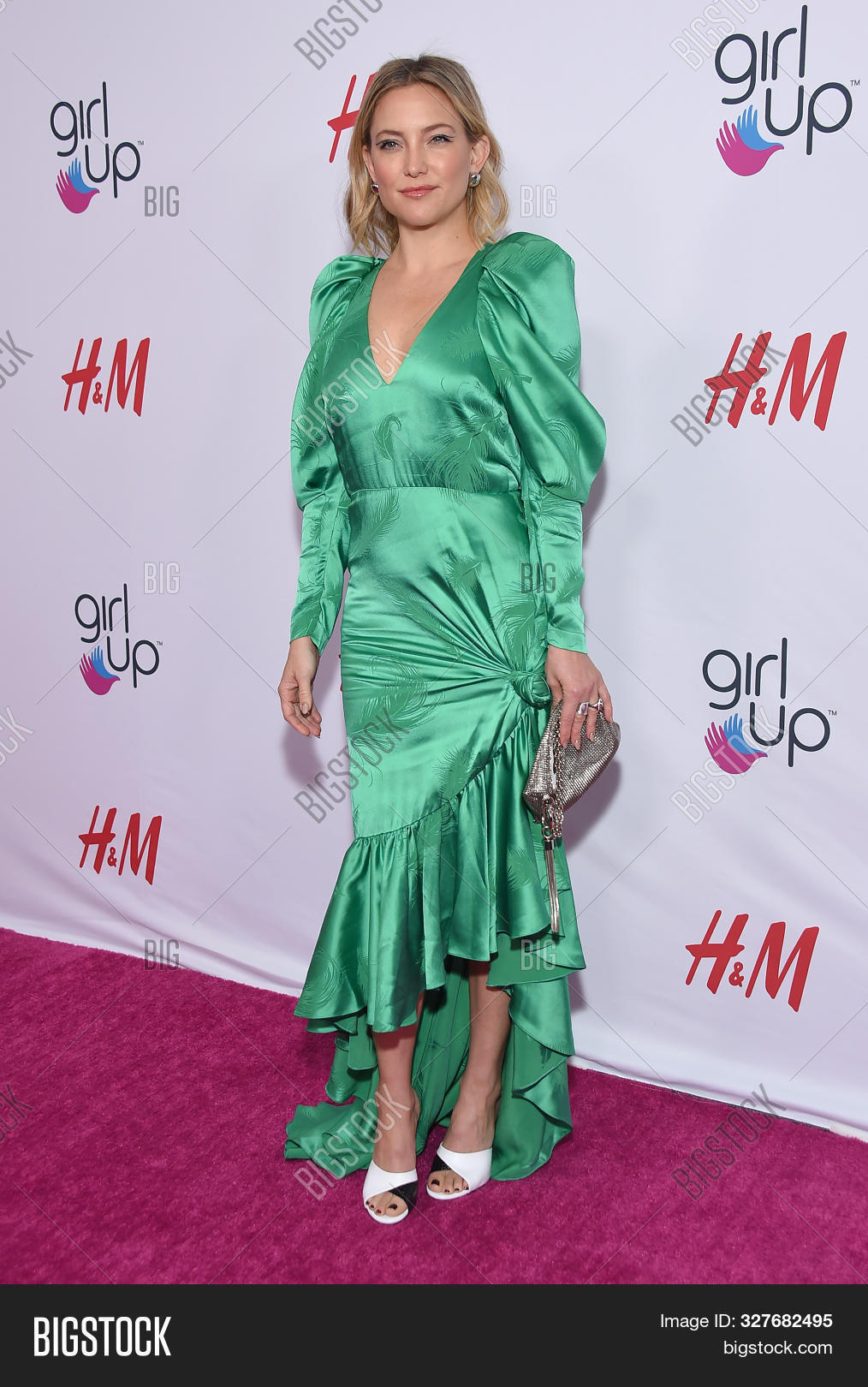 LOS ANGELES - OCT 13:  Kate Hudson arrives for the 2nd Annual Girl Up #GirlHero Awards on October 13, 2019 in Beverly Hills, CA