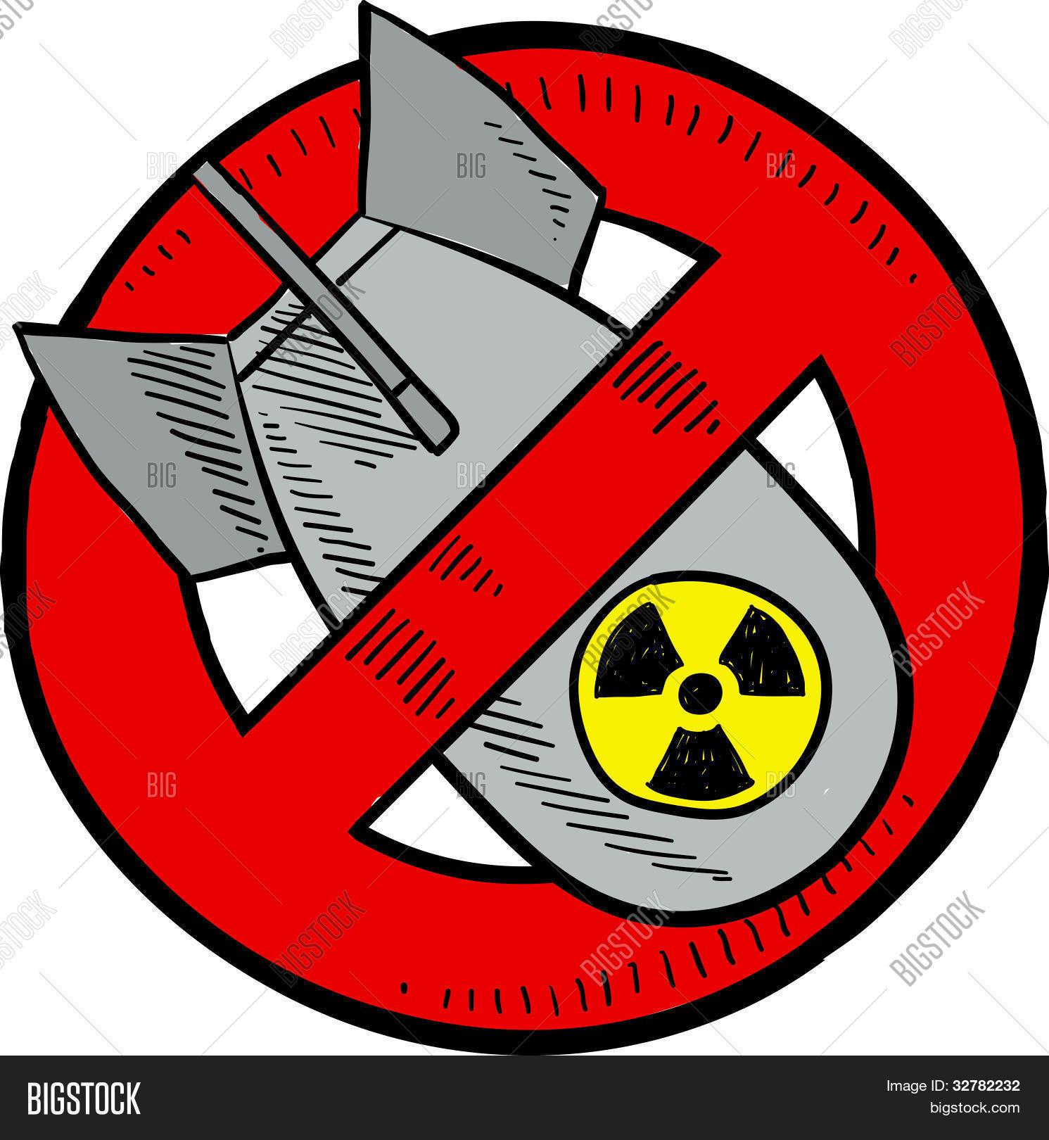 Resultado de imagem para no nukes