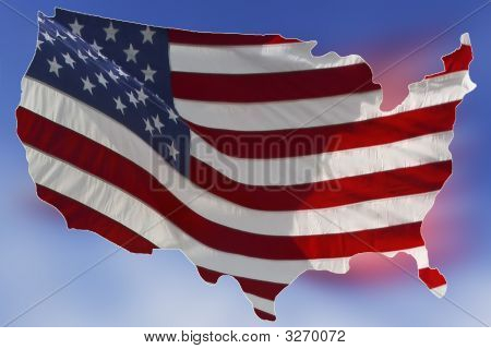 Flag And Country