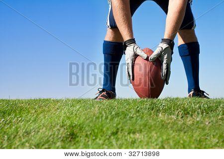 Prepara-se para o futebol Kickoff