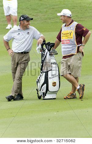 Hennie Otto, South Africa golfer