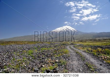 Klettern am Berg ararat