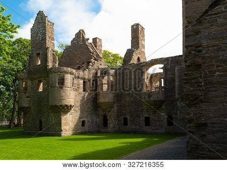 Kirkwall, The Ancient Capital Of The Orkney Islands