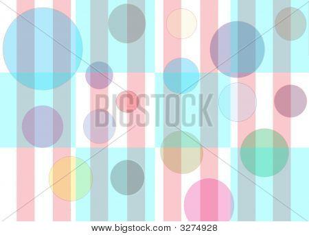 Bubbles Checkers  Stripes