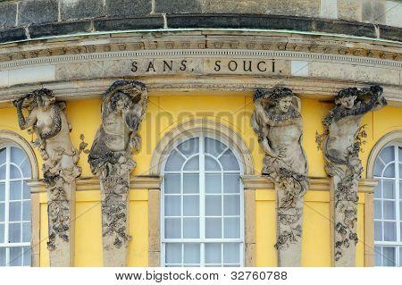 Sans Souci Palace