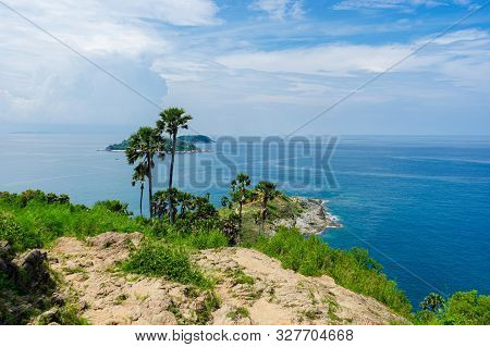 Beautiful Viewpoint Landmarks In Phuket Thailand Phuket Island Vacation
