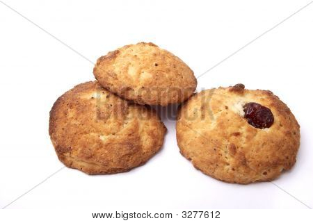 Cookies With A Cherry