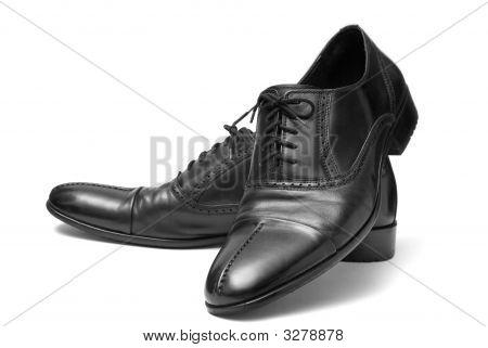 Classic Black Shoes