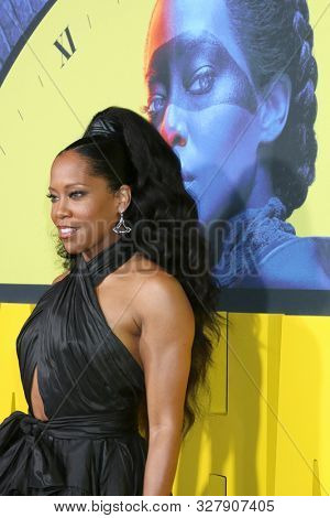 LOS ANGELES - OCT 14:  Regina King at the HBO's Watchman Premiere Screening at the Cinerama Dome on October 14, 2019 in Los Angeles, CA