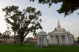 St. George's Church - George Town, Penang, Malaysia