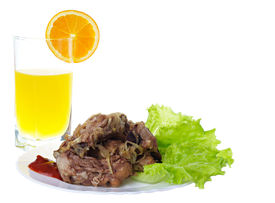 Meat And Juce