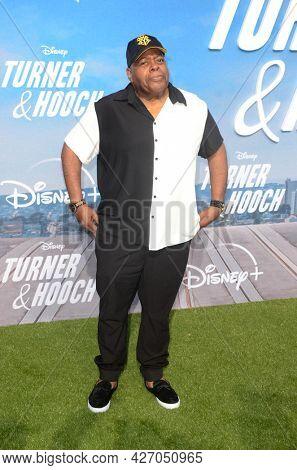 LOS ANGELES - JUL 15:  Reginald VelJohnson at Disney+