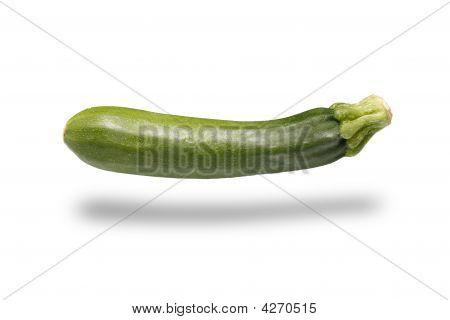 Floating Zucchini