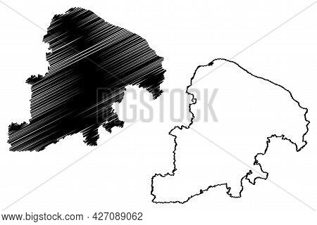 Plon District (federal Republic Of Germany, Rural District, Free State Of Schleswig-holstein, Slesvi