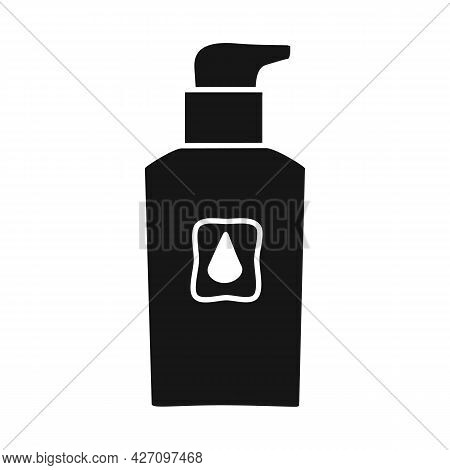 Vector Design Of Bottle And Container Icon. Graphic Of Bottle And Aerosol Stock Symbol For Web.