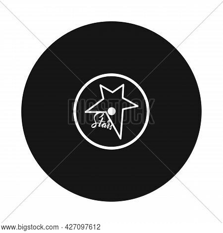 Vector Illustration Of Disk And Plate Sign. Graphic Of Disk And Soundtrack Stock Symbol For Web.