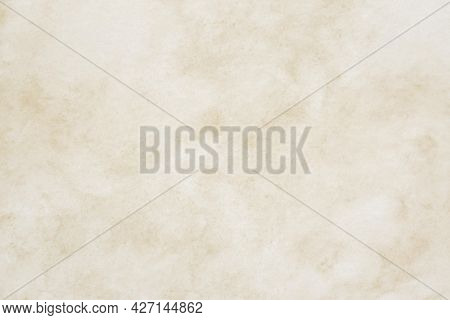 Brown Watercolour Background, Watercolour Painting Soft Textured On Wet White Paper Background, Abst