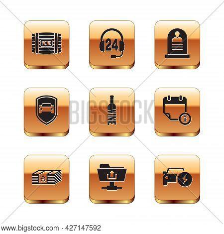 Set Wooden Barrel For Wine, Paper Money Dollars Cash, Ftp Folder Upload, Bottle Of, Car Protection I