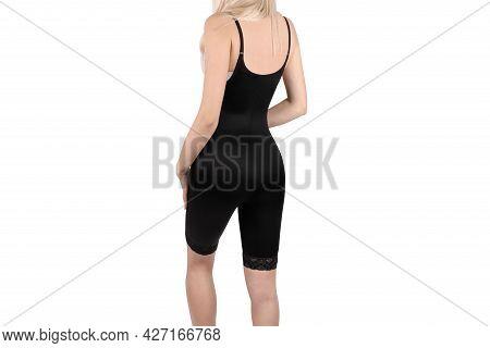 Postnatal Bandage. Medical Compression Underwear. Orthopedic Bandage Underpants For Lowering Of The