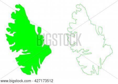 Axel Heiberg Island (canada, North America, Queen Elizabeth Islands, Canadian Arctic Archipelago) Ma
