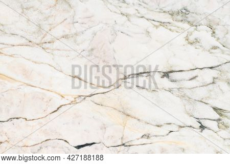 Marble white and beige textured background