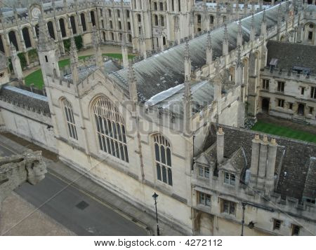 Building In Oxford England