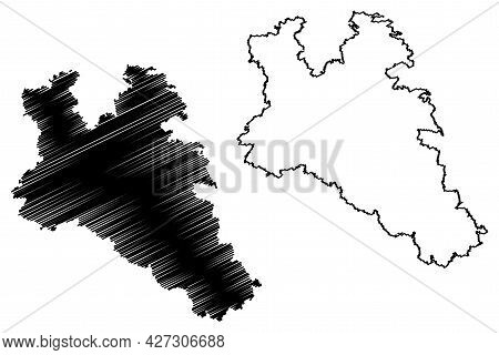 Roth District (federal Republic Of Germany, Rural District Middle Franconia, Free State Of Bavaria)