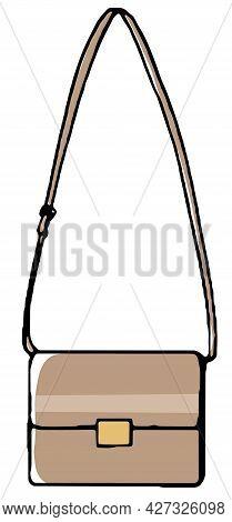 Classic Handbag For Women, Stylish Purse Or Clutch