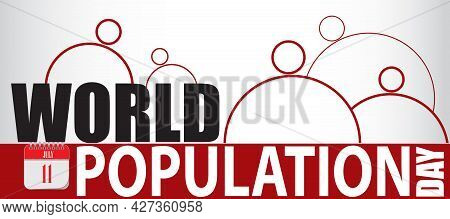 Card For Event July Day World Population Day