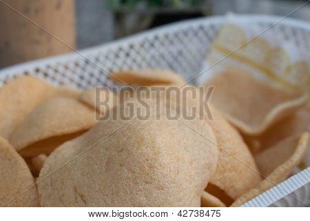 Prawn Crackers Chip.